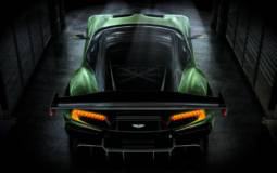 Aston Martin Vulcan - Official pictures and details