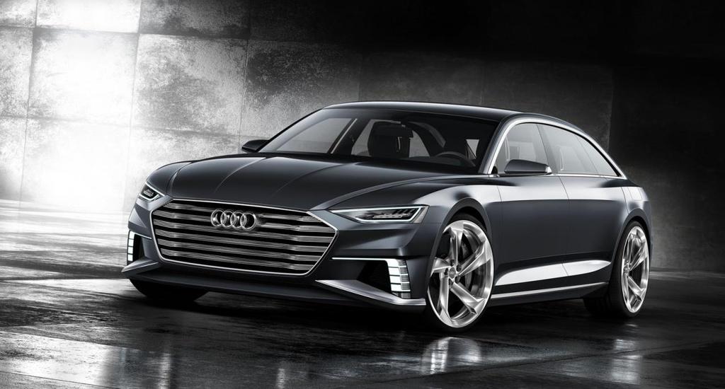 Audi Prologue Avant Concept - First video