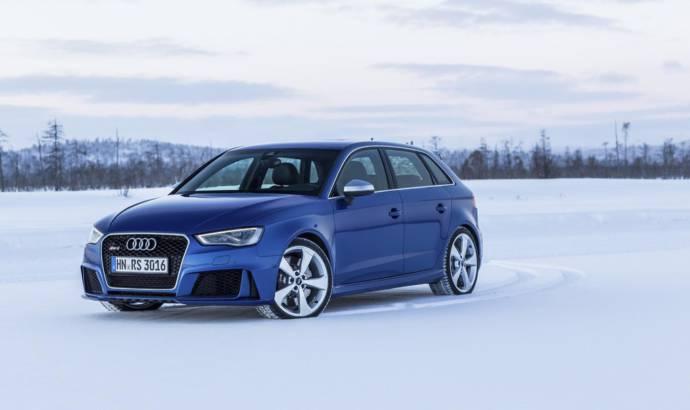 Audi RS3 Sportback introduced on UK market