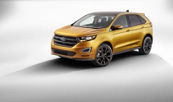 Ford Edge Sport model announced