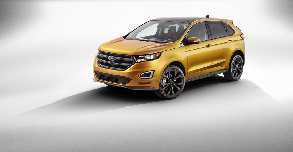 Ford Edge Sport model announced