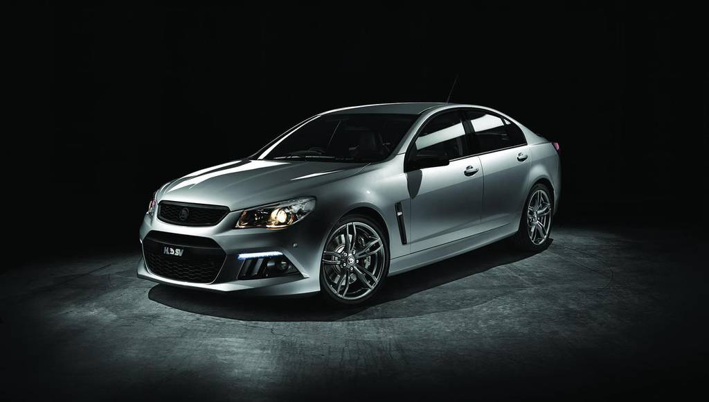 HSV Senator SV limited edition introduced