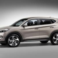 Hyundai Tucson - Official pictures and details