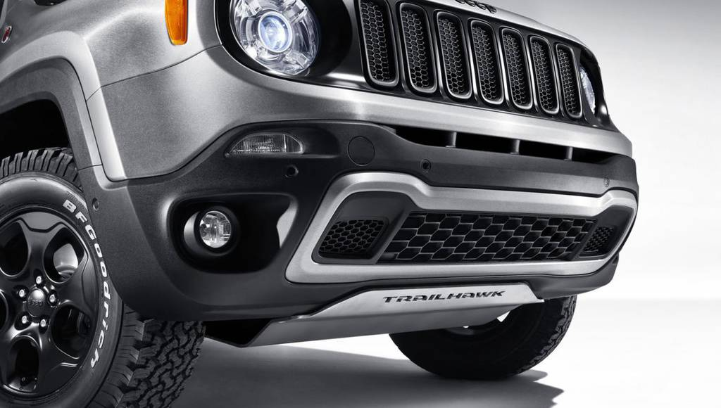 Jeep Renegade Hard Steel concept is ready for Geneva