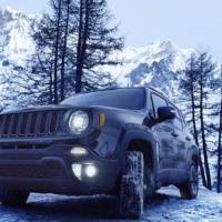 Jeep Renegade Super Bowl commercial