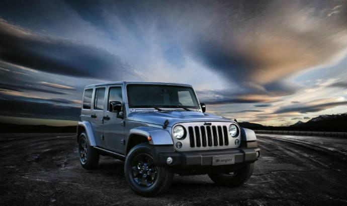 Jeep Wrangler special editions for Geneva 2015
