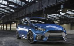 Ken Block drifts the new Ford Focus RS