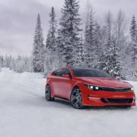 Kia Sportspace officially detailed
