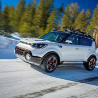 Kia Trail'ster Concept - Official pictures and details