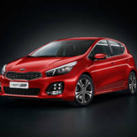 Kia ceed GT Line unveiled ahead of Geneva debut