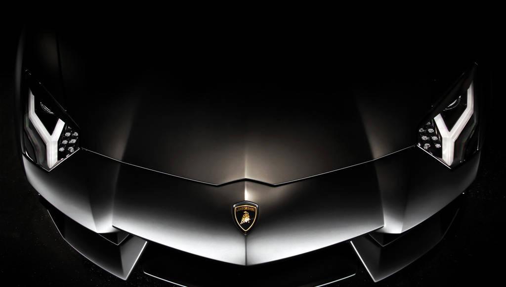 Lamborghini Aventador SV video teaser