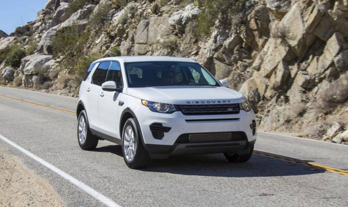Land Rover Discovery Sport Launch Edition offered in the US