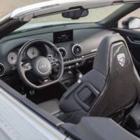 MTM Audi S3 Cabrio tuning package introduced