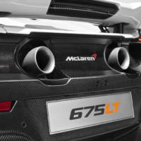 McLaren 675LT supercar revealed