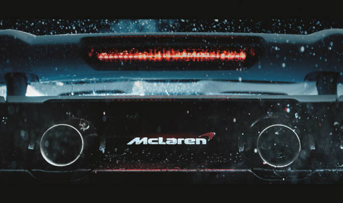 McLaren 675LT video released