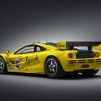 McLaren P1 GTR - Official pictures and details