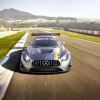 Mercedes-AMG GT3 - First unofficial pictures