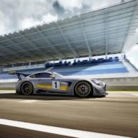 Mercedes AMG GT3 official details and photos