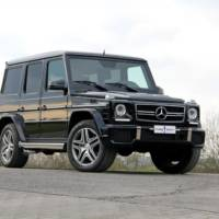 Mercedes-Benz G63 AMG modified by Poseidon