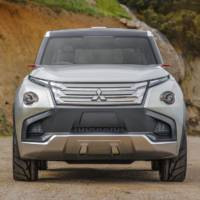 Mitsubishi GC-PHEV Concept - Official pictures and details