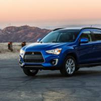 Mitsubishi Outlander Sport new 2.4 liter engine
