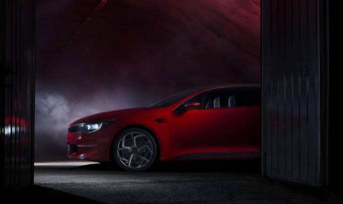 New-gen Kia Optima will be previewed by a new concept