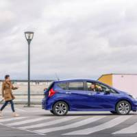 Nissan Note N-Tec gets detailed