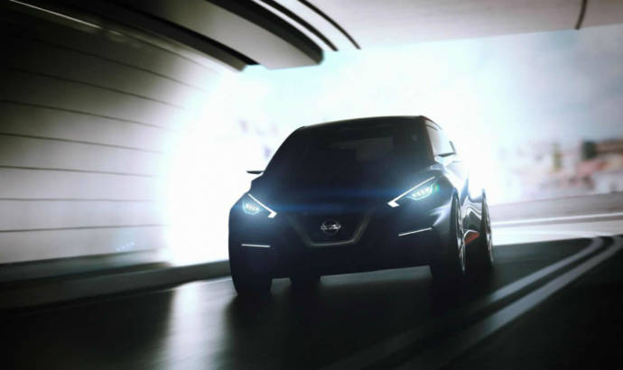 Nissan Sway Concept unveiled