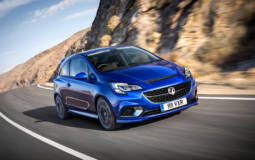 Opel Corsa OPC - First unofficial pictures