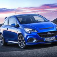 Opel Corsa OPC - Official pictures and details