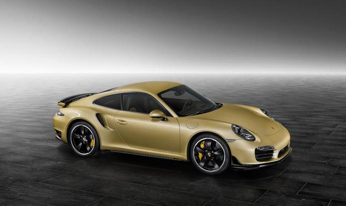 Porsche 911 Aerokit package introduced