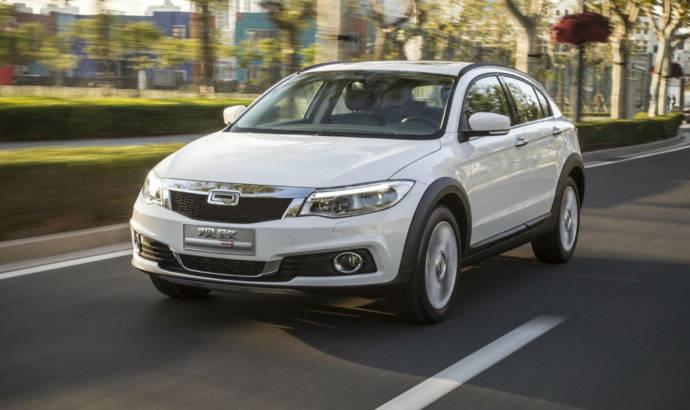 Qoros 3 City SUV to be revealed in Geneva