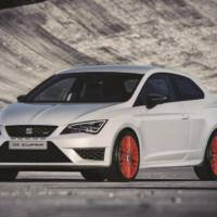 Seat Leon Cupra 280 Ultimate Sub8 Performance Pack introduced