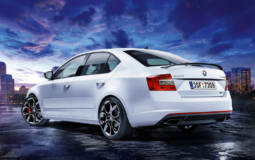 Skoda Octavia vRS 230 Edition announced