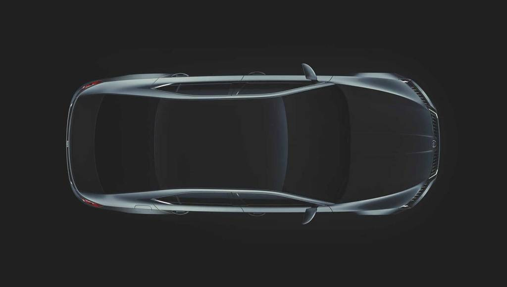 Skoda Superb - New teaser pictures with the Czech flagship sedan