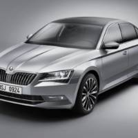 Skoda Superb - Official pictures and details