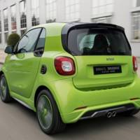 Smart ForTwo Brabus - Mini-Shrek