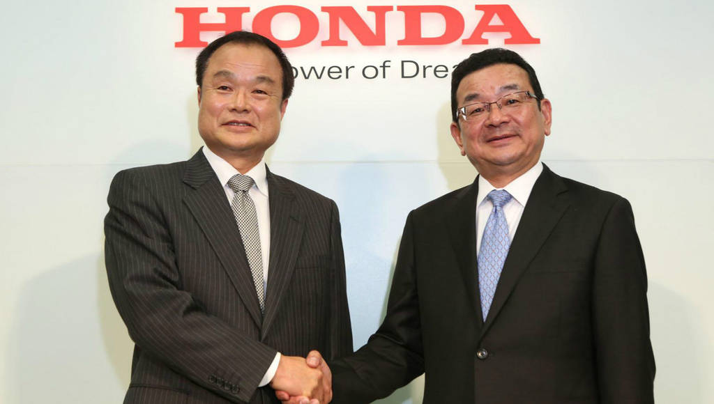 Takanobu Ito steps down as Honda president