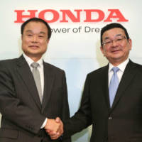 Takanobu Ito steps down as Honda president