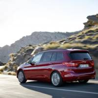 This is the new BMW 2-Series Gran Tourer