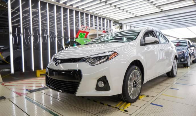 Toyota Mississippi celebrates 500.000 Corolla produced