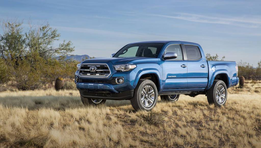 Toyota line-up for 2015 Chicago Motor Show