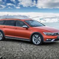 Volkswagen Passat Alltrack - Official pictures and details