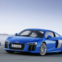 2016 Audi R8 finally unveiled