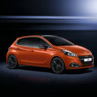 2015 Peugeot 208 facelift unveiled