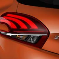 2015 Peugeot 208 facelift unveiled