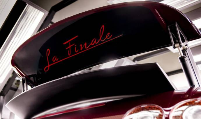 Bugatti Veyron Grand Sport Vitesse La Finale - The last Mohican
