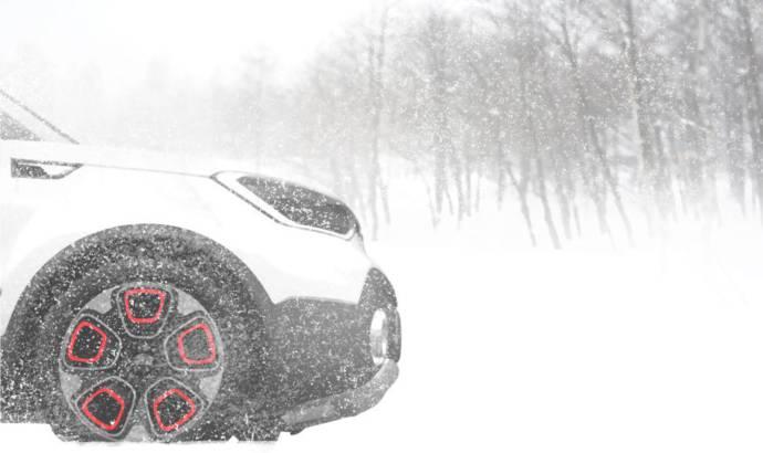 Kia concept teased ahead of Chicago Motor Show