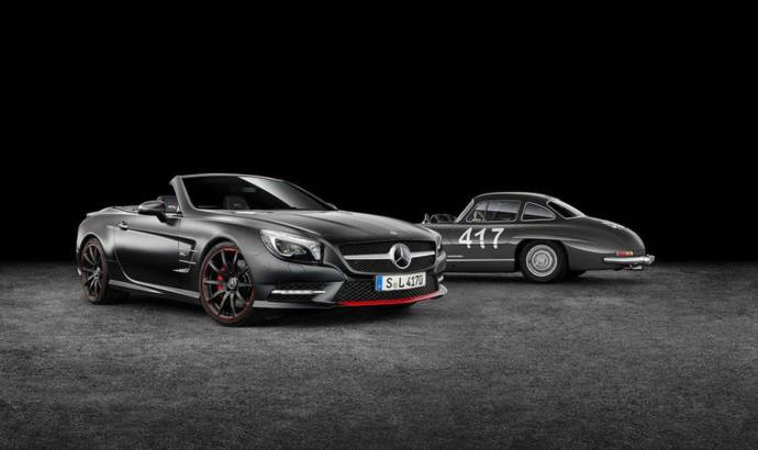 Mercedes-Benz SL 417 Mille Miglia will be unveiled in Geneva