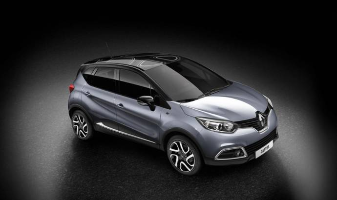 Renault Captur 110 dCi introduced in France